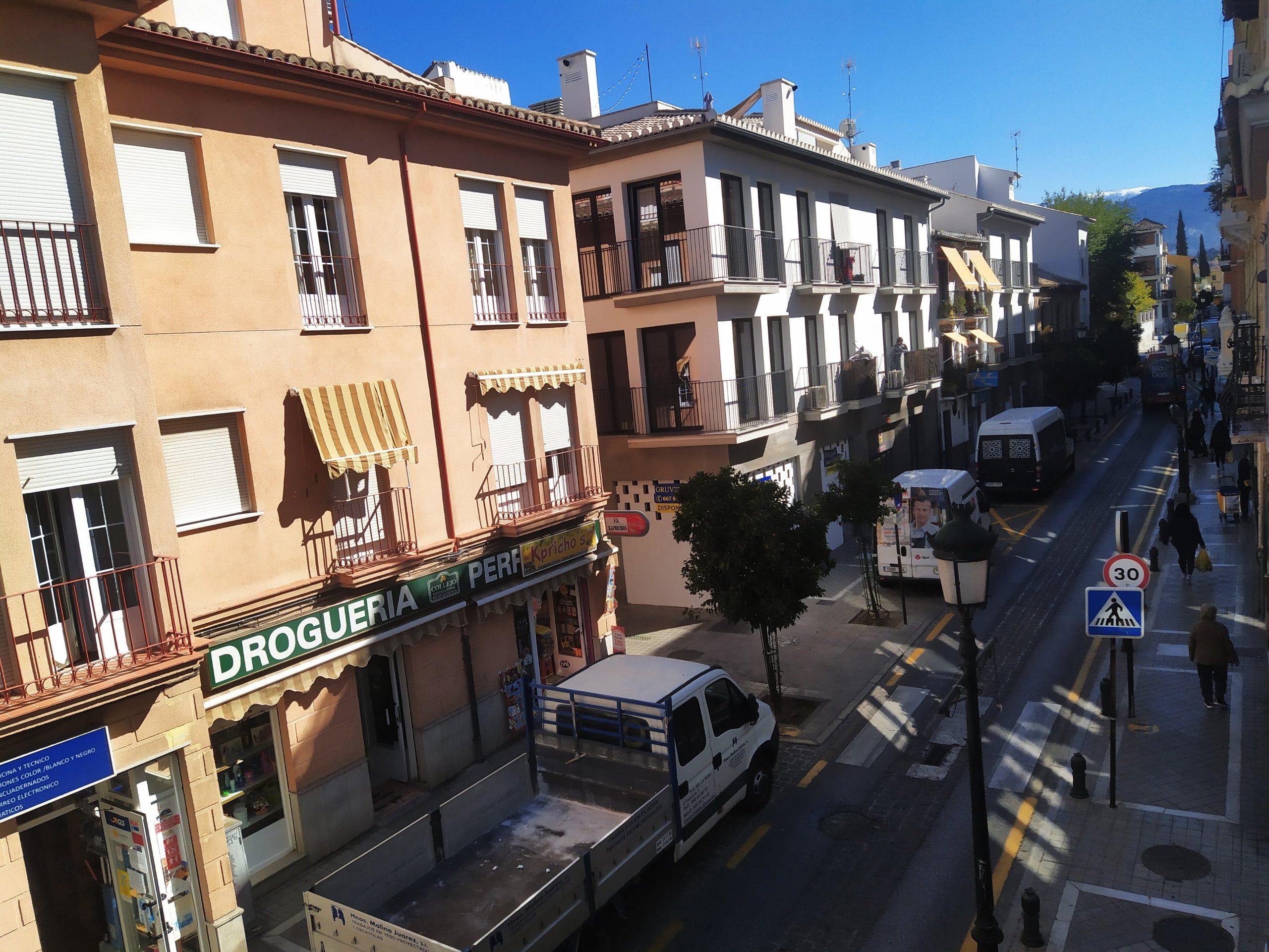 Estudio / Loft en venta en calle Molinos, 42, Granada